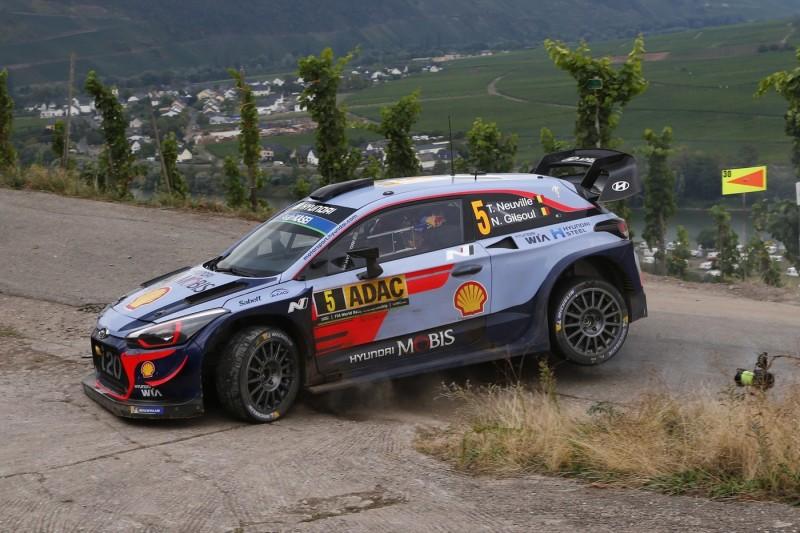 Route der Rallye Deutschland 2019: Änderungen am Samstag