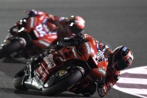Ducati-Duo nach Katar-Freitag