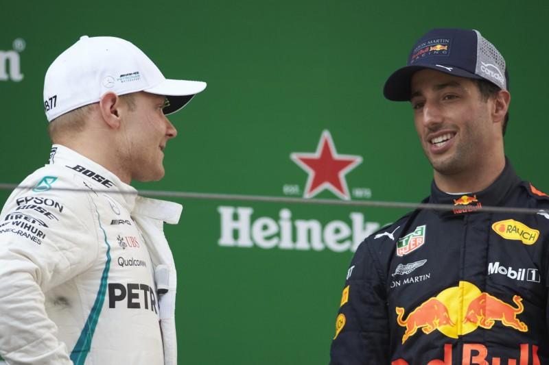 Toto Wolff gibt zu: Hatten ein Auge auf Daniel Ricciardo