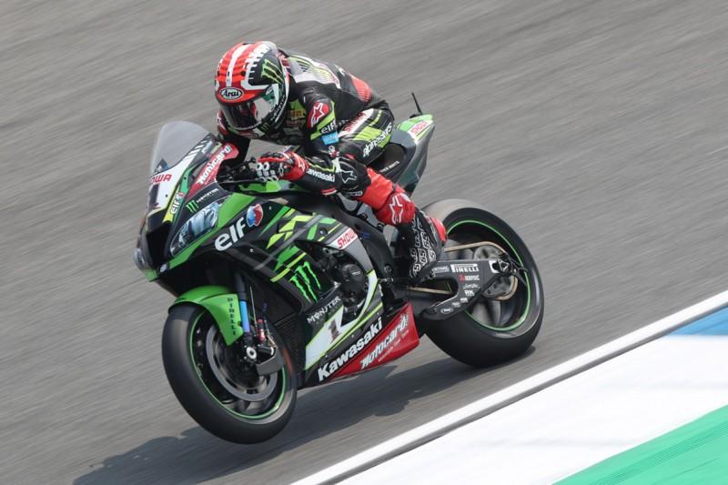 Kawasaki in Thailand nur zweite Kraft: Jonathan Rea dennoch zuversichtlich