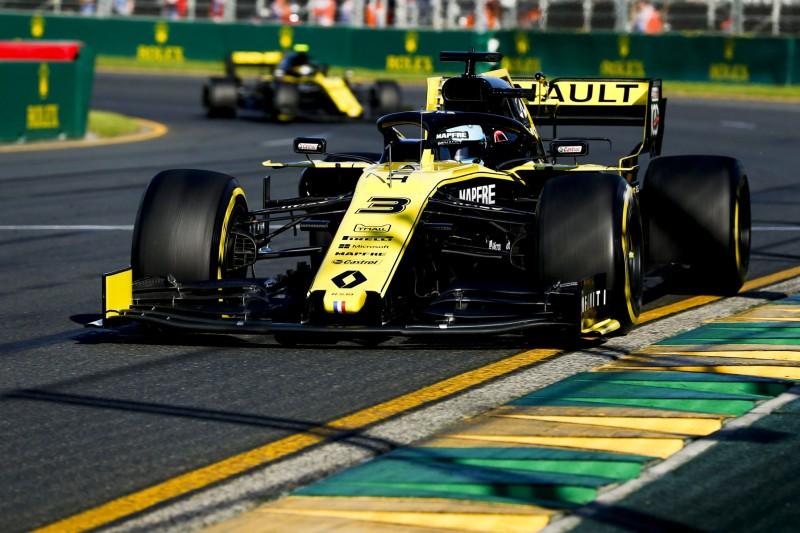Ricciardo um 0,070 Sekunden geschlagen: Hülkenberg