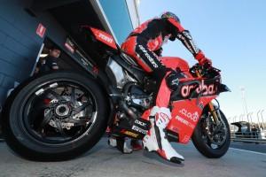 Trotz Superbike-Dominanz: Ducati absolviert Privattest in Aragon