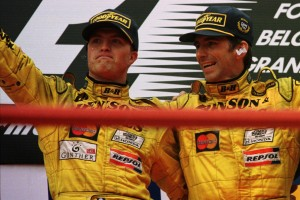 Ralf Schumacher über Belgien-Teamorder 1998: