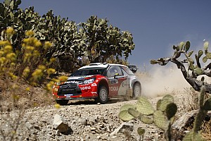 WRC Petter Solberg final summary
