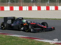 Vitantonio Liuzzi to be HRT second driver
