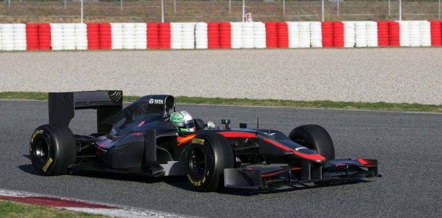 Vitantonio Liuzzi to be HRT second driver