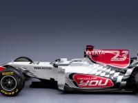 Hispania Racing's  F111 unveiled in Barcelona