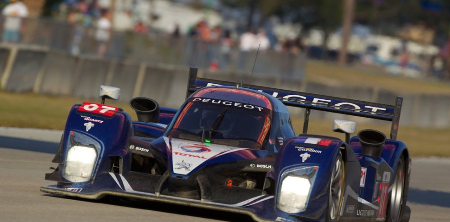 2011 ILMC kicks off at Sebring 12 hours