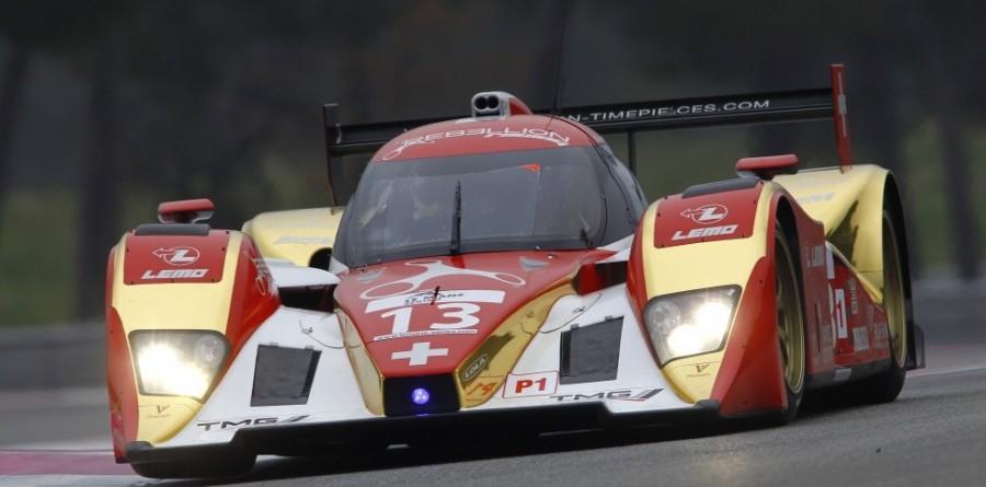 Le Mans Series Paul Ricard test report 2011-03-12