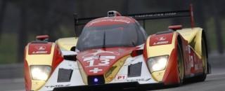 European Le Mans Le Mans Series Paul Ricard test report 2011-03-12