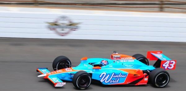 John Andretti returns to Indy 500