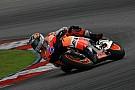 Honda Qatar test, day 1 report