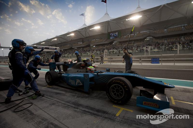 Ocean Racing Technology Imola preview