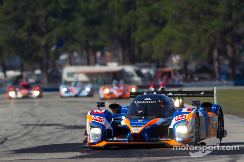 Team ORECA-Matmut hour 2 report