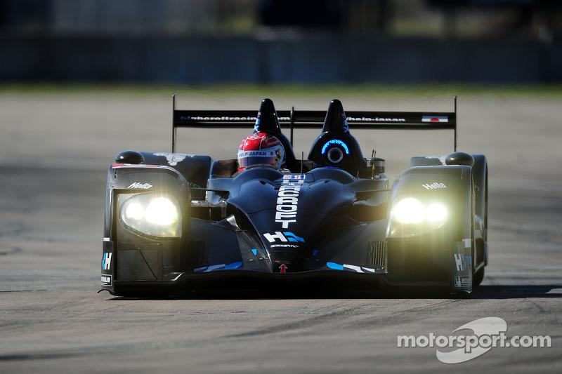 Highcroft Racing race report
