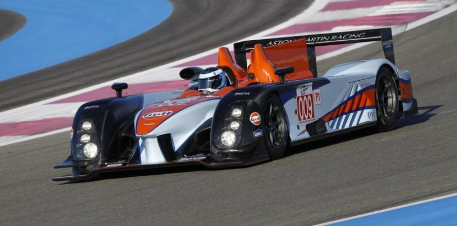 Aston Martin Racing qualifying report