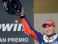 Lorenzo gains on rivals losses at a crash-fest Spanish GP