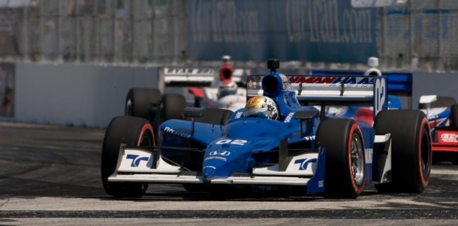 Newman/Haas Racing signs James Hinchcliffe