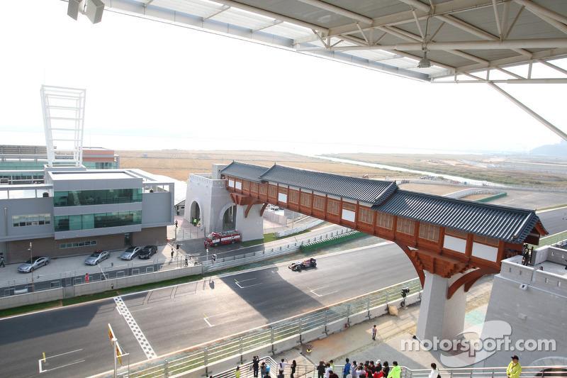 No 'Korea-type situation' for Indian GP - Kafitz