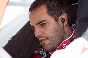 NASCAR Cup Montoya - Thursday media visit