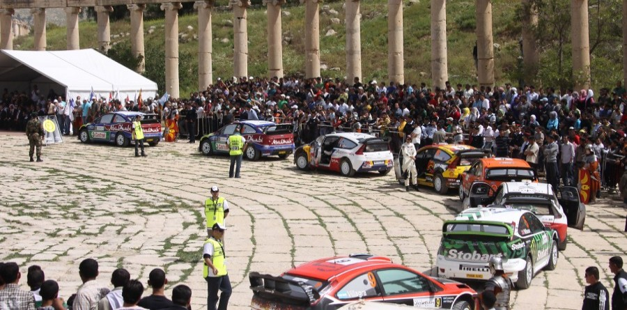 Jordan Rally Start Postponed to Friday