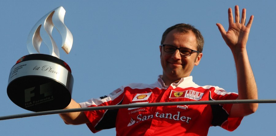 """Domenicali: """"It is vital for us to react immediately"""""""