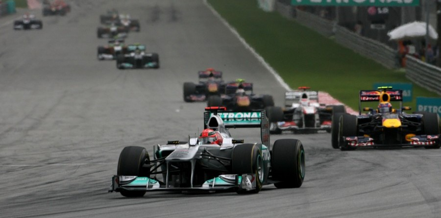 Haug rules out losing Rosberg or Schumacher