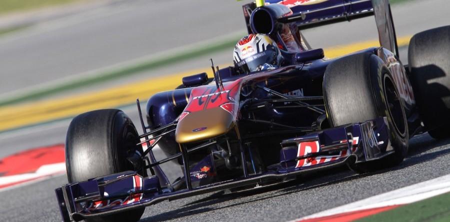 Toro Rosso Friday Report
