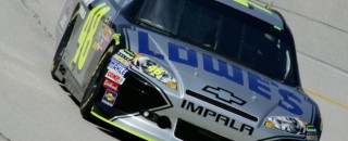 NASCAR Cup Johnson, Martin post-qualifying interview