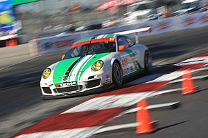ALMS Porsche race report