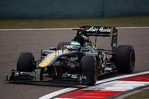 Formula 1 Renault Sport Race Report