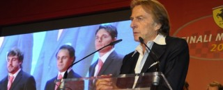 Formula 1 Montezemolo admits opposition to 2013 engine plan