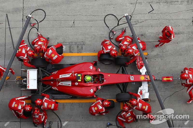 Ferrari moving closer to flexible wing debut