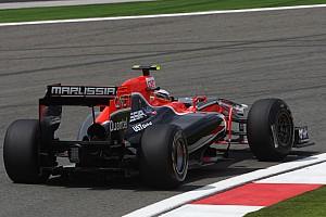 Formula 1 Turkish GP Marussia Virgin Friday Practice Report