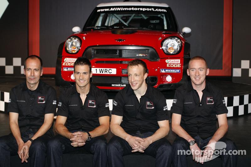MINI WRC Rally Italia Sardegna leg 1 summary