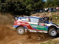 Ford Rally Italia Sardegna Leg 2 Summary