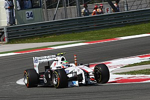 Formula 1 Turkish GP Sauber Race Report