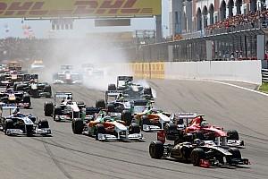 Formula 1 Turkish GP Lotus Renault Race Report