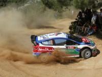 Ford Rally Italia Sardegna Event Summary