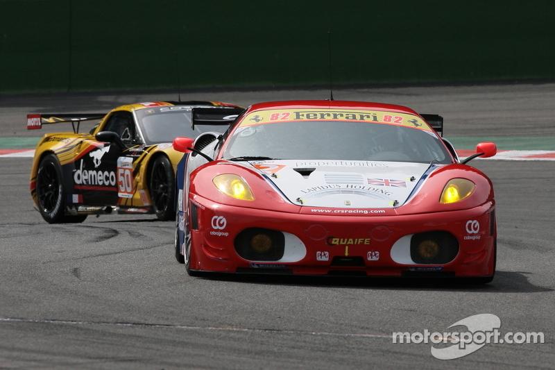 Adam Christodoulou Spa Race Report