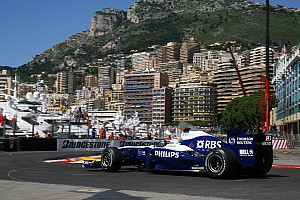 Formula 1 No DRS ban for Monaco 'wrong' - Barrichello