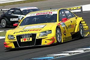 DTM Audi Zandvoort Qualifying Report