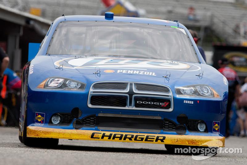 Brad Keselowski Dover Race Report