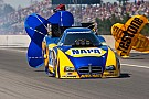 Ron Capps ready for Topeka