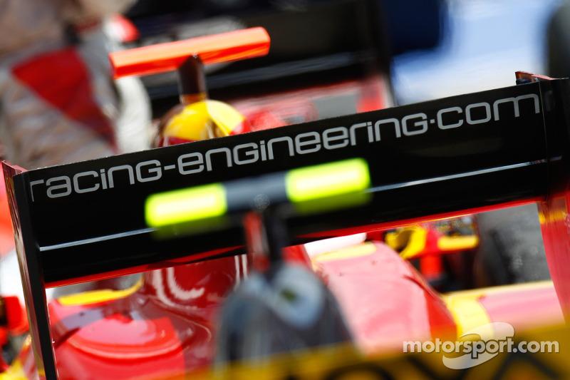 Racing Engineering Heads To Barcelona Spain
