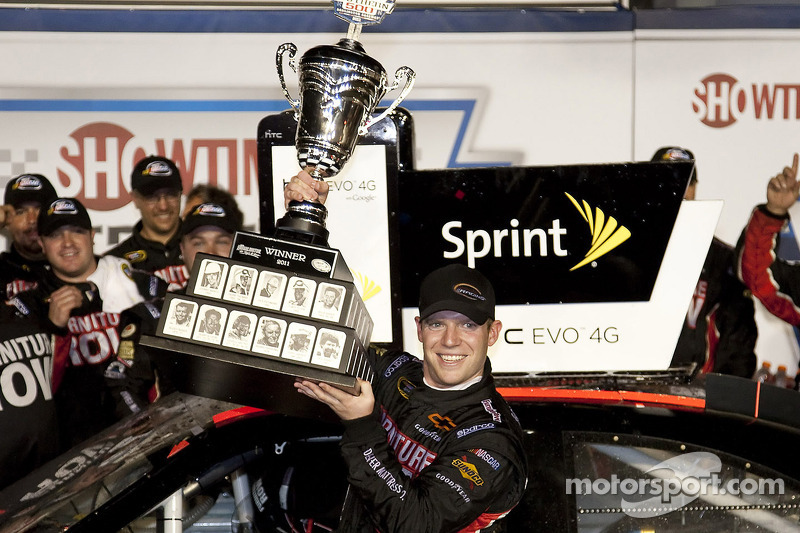 Regan Smith heads to All-Star event at Charlotte