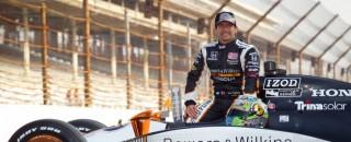 IndyCar Sam Schmidt Motorsports Indy 500 Pole Day Report