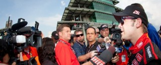 IndyCar Rainy Bump Day settles Indy 500 field