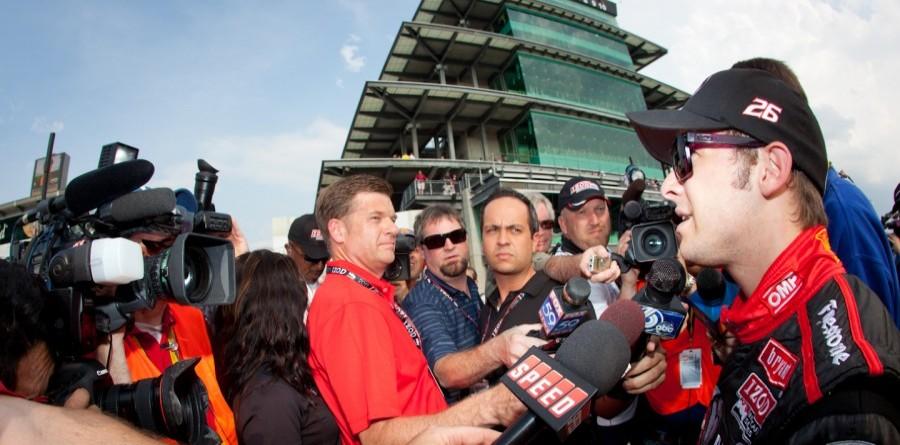 Rainy Bump Day settles Indy 500 field