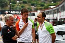 Force India Monaco GP Thursday Practice Report